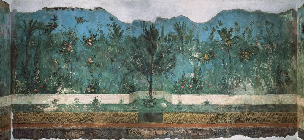 The frescoes from Villa Livia