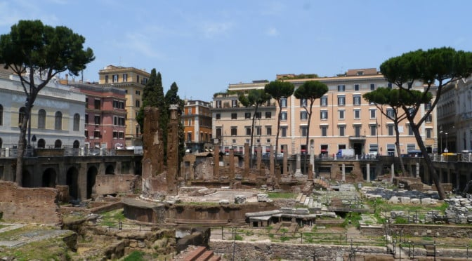 Self-guided walk around the ancient city