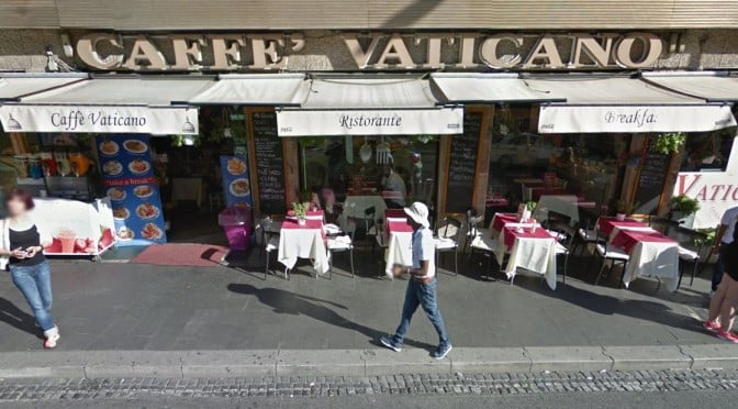What is the worst restaurant in Rome?