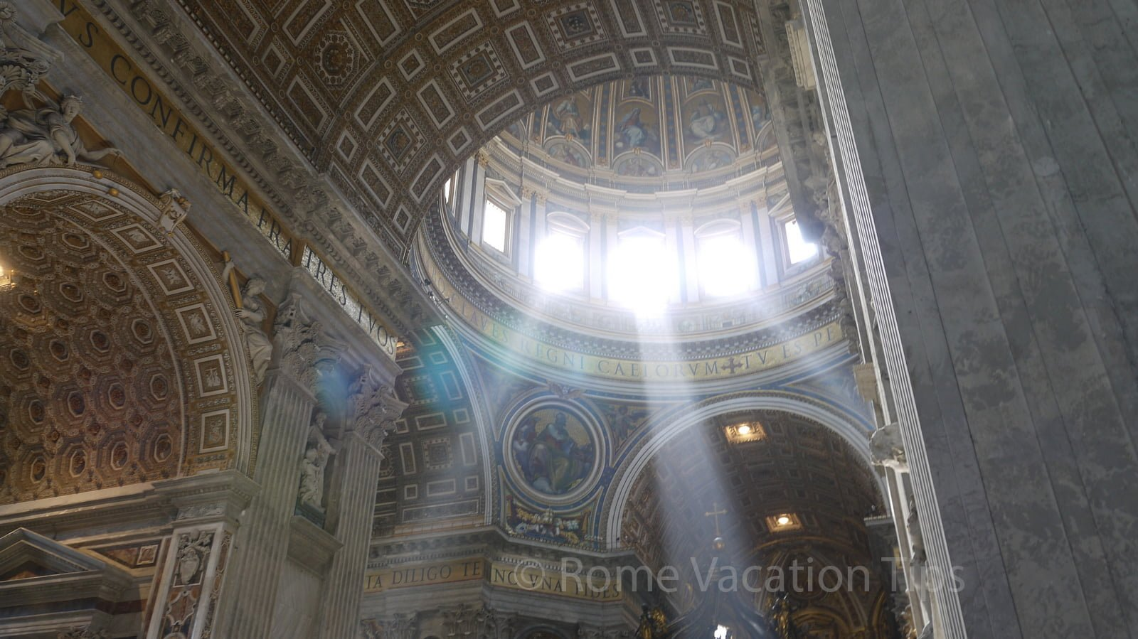 What's the difference between St. Peter's Basilica and the Vatican?