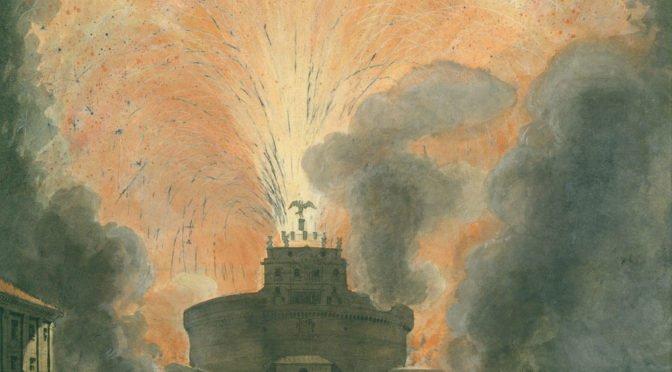 "Join us for ""La Girandola"" – fireworks in Villa Borghese, June 29"
