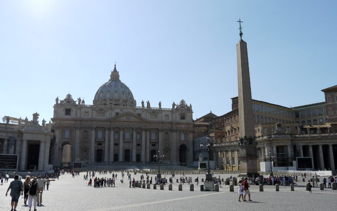How do I skip the lines at St. Peter's Basilica?