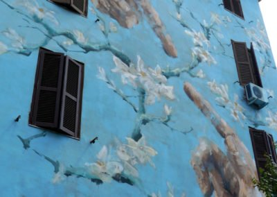 Tor Marancia street art, Jerico - Rome Vacation Tips