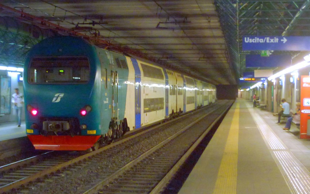 """Rome's """"secret"""" train that gets you across the city in 20 minutes – for only 1 euro"""