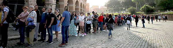 How to Skip the Line at the Colosseum - 2019 | Rome Vacation